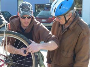 Bike to Work Day - repairs